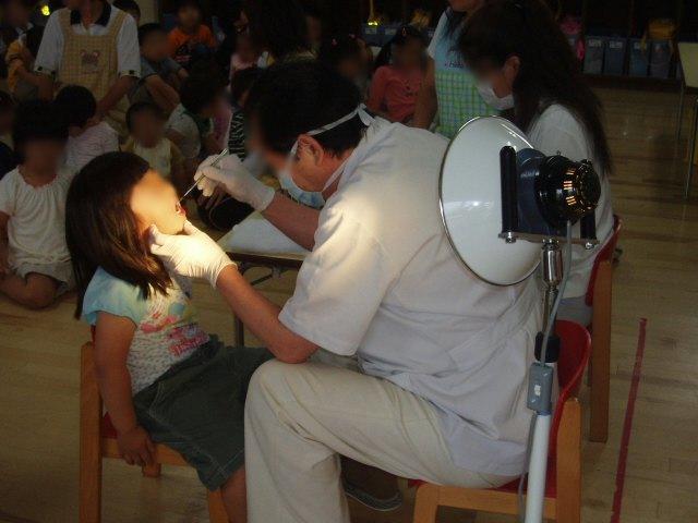 歯科検診_e0148419_16533644.jpg