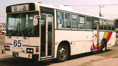 くしろバスのブルーリボン 3題_e0030537_1331426.jpg