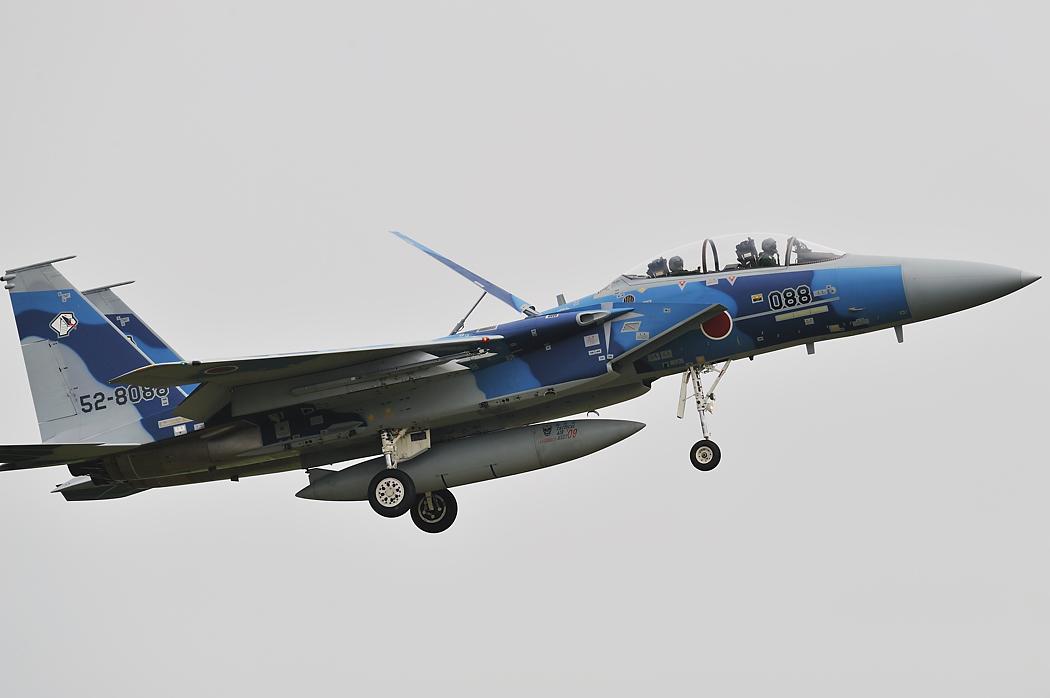 やっぱり戦闘機の撮影は難しいですね・・・・ Tags:#航空自衛隊 # 航空自衛隊 戦技競技会に