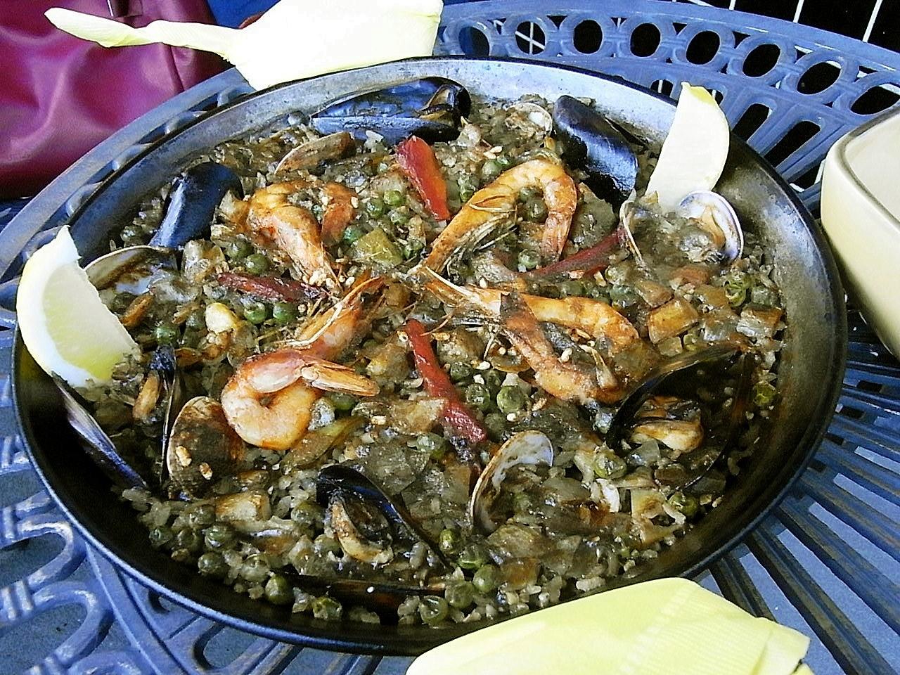 スペイン料理 Gaudi_e0061902_9351914.jpg
