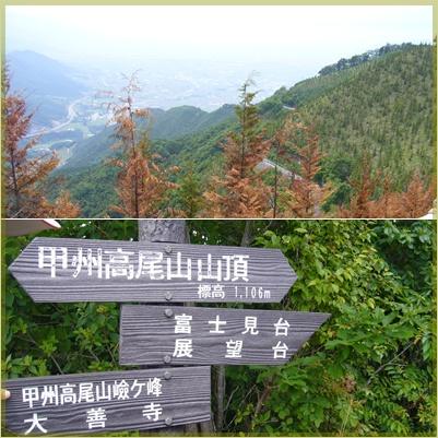 甲州高尾山へ_c0051105_22375421.jpg