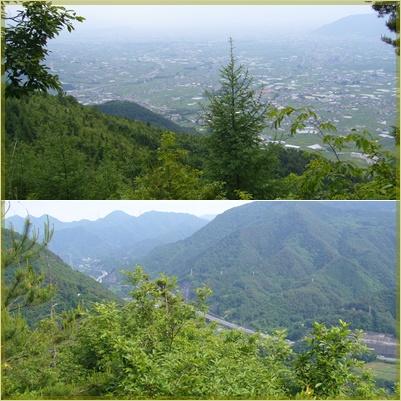 甲州高尾山へ_c0051105_2247136.jpg