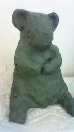 作品展 彫塑_b0187423_16373848.jpg
