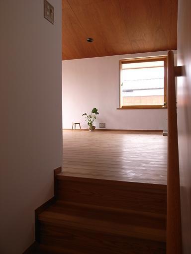 Nさんのいえ 「住宅建築」誌のための写真撮影 2009/6/4_a0039934_1961453.jpg