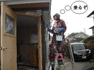 ウッドデッキ改修工事9日目_f0031037_21532995.jpg