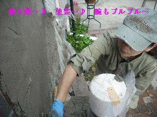 ウッドデッキ改修工事9日目_f0031037_2251626.jpg