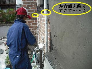 ウッドデッキ改修工事9日目_f0031037_2281121.jpg