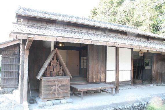海野光弘さんの版画、蓬莱橋_f0082141_2327952.jpg