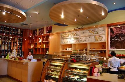 紅茶専門店でティーサングリア「The Urban Tea Merchant」_d0129786_14194053.jpg