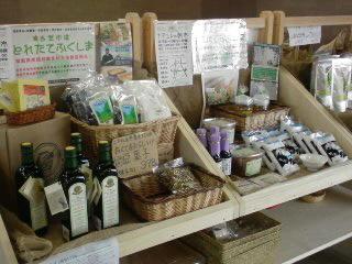 農産物直売所「さくらベーシック」と・・・ナチュレの朝市。_f0177295_12255440.jpg