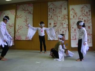 DAWN 劇団「あけぼの」ミュージカル新潟講演+交流会をおこないました_c0167632_1113989.jpg