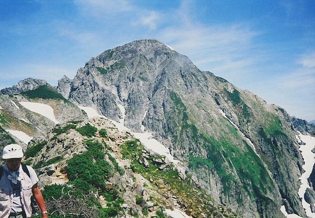 剣岳登頂の記_f0037633_1345433.jpg