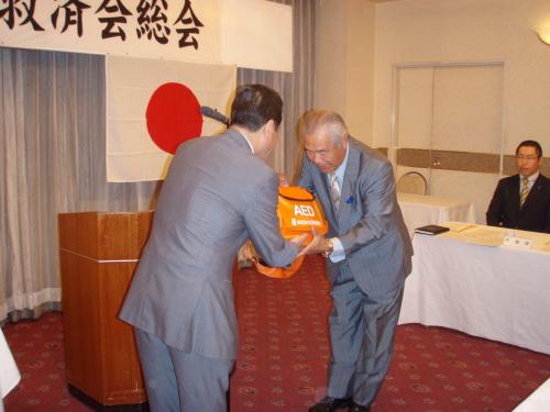 佐賀県水難救済会総会_a0077071_17371159.jpg