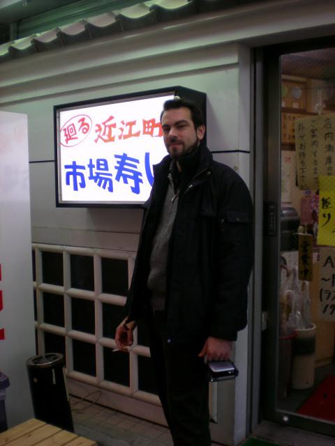 BALDINI家 in Giappone  ④ 金沢_c0179785_6245749.jpg