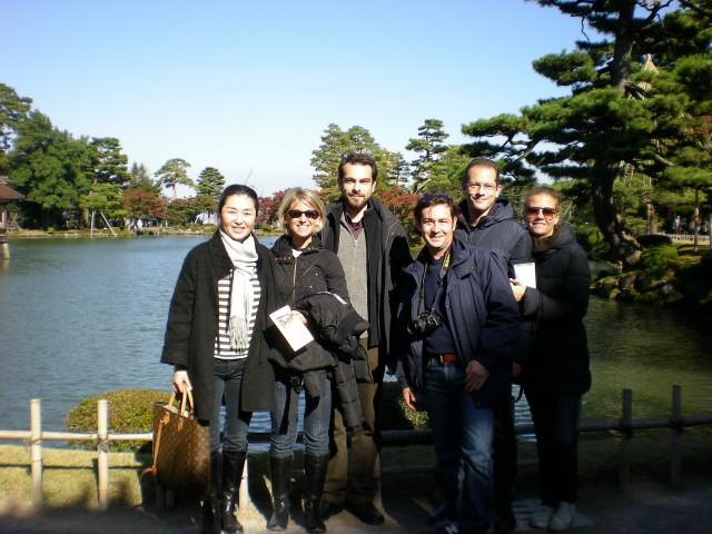 BALDINI家 in Giappone  ④ 金沢_c0179785_6372024.jpg