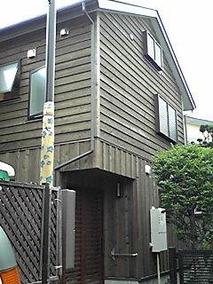 新宿区西落合の家、現在お掃除中です。_f0150893_2212330.jpg