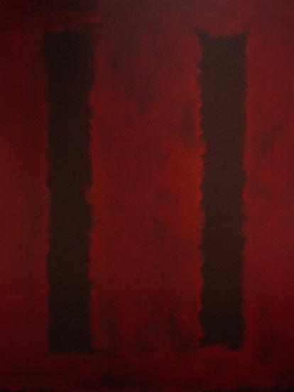 < マーク・ロスコ 瞑想する絵画 >_f0155808_235369.jpg