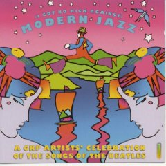 Various Artists 「A GRP ARTISTS\' CELEBRATION OF THE SONGS OF THE BEATLES」(1995)_c0048418_625948.jpg