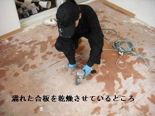 ウッドデッキ改修工事11日目_f0031037_1912461.jpg