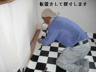 ウッドデッキ改修工事11日目_f0031037_19133753.jpg