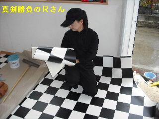 ウッドデッキ改修工事11日目_f0031037_19142012.jpg