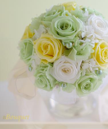 ◆贈呈花用のワンデーブーケレッスン◆_b0111306_0353062.jpg
