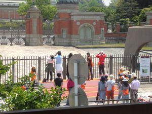 京都国立博物館 正門前の近頃_e0153039_13593058.jpg