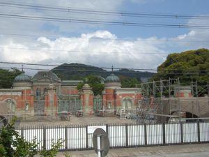 京都国立博物館 正門前の近頃_e0153039_149281.jpg