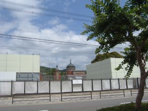 京都国立博物館 正門前の近頃_e0153039_1494217.jpg