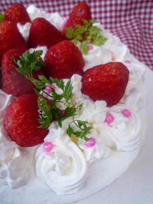 お誕生日ケーキ♪_f0193555_15592331.jpg