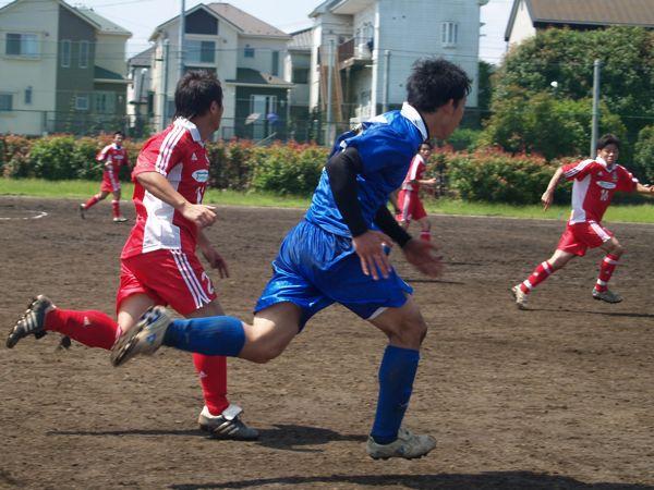 練習試合vs横浜国立大学_a0109270_16472147.jpg