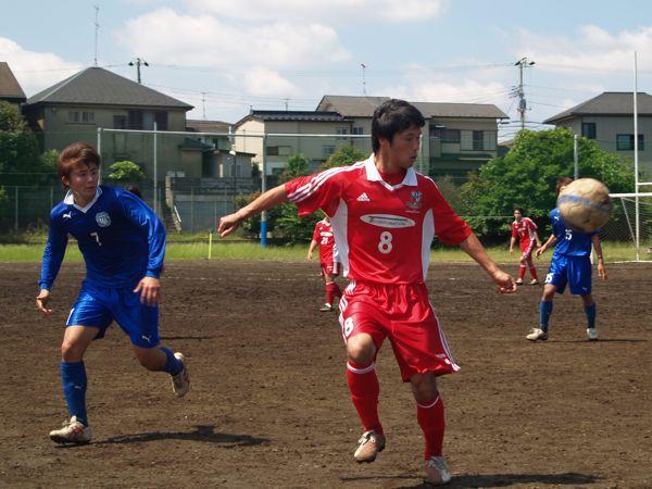 練習試合vs横浜国立大学_a0109270_16473836.jpg