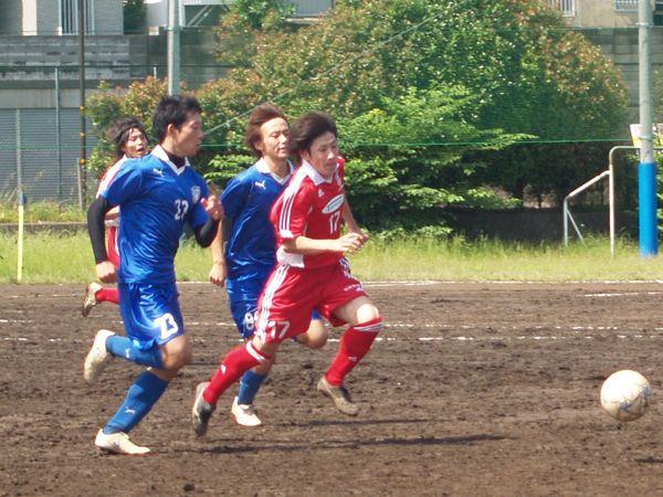 練習試合vs横浜国立大学_a0109270_1647744.jpg