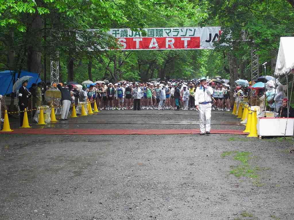 雨中の第29回千歳JAL国際マラソン大会_f0138096_11354322.jpg