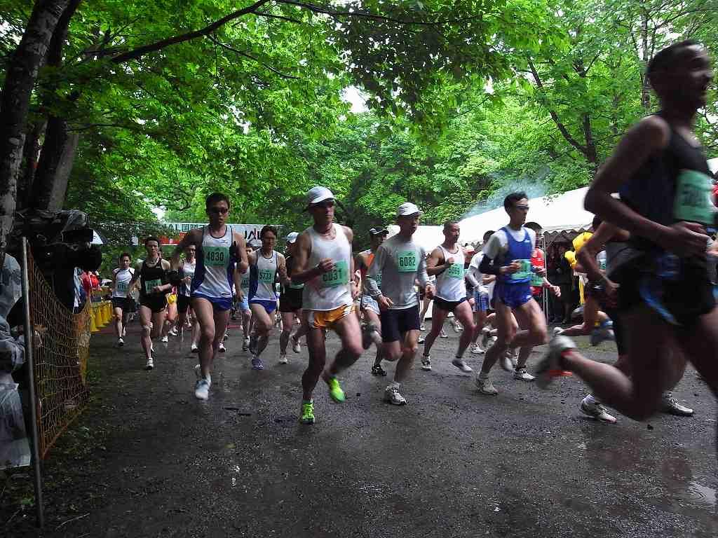 雨中の第29回千歳JAL国際マラソン大会_f0138096_11355991.jpg