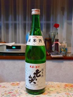 5月のお酒、「加賀鳶」純米吟醸2種、「七笑」純米、「飛露喜」特選純米吟醸、「安東水軍」純米無濾過_c0153302_1910671.jpg