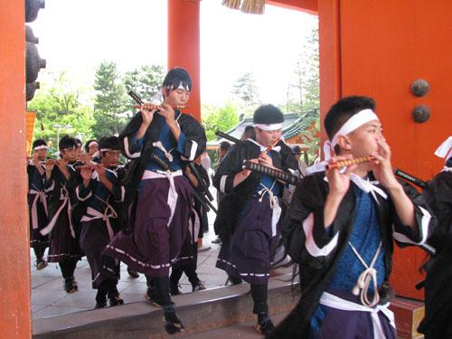 平安神宮ー京の祭り舞台_e0048413_22454622.jpg