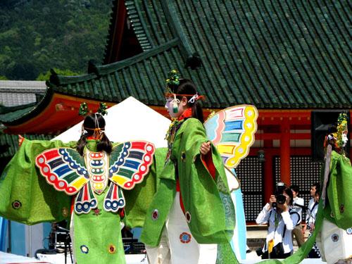 平安神宮ー京の祭り舞台_e0048413_22463092.jpg