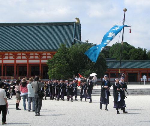 平安神宮ー京の祭り舞台_e0048413_2246744.jpg