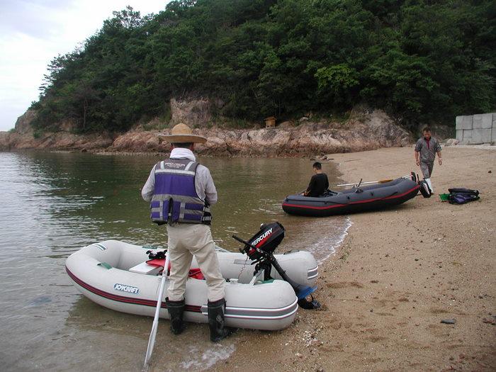 宮島の西側の海で釣り_c0116915_18411285.jpg