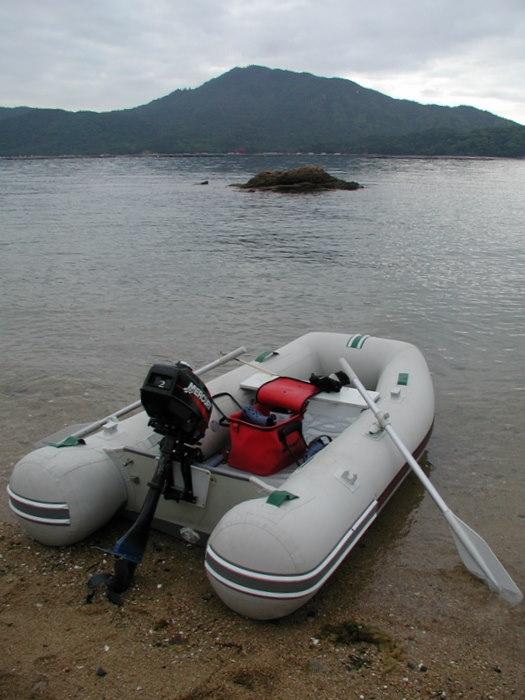 宮島の西側の海で釣り_c0116915_18423499.jpg