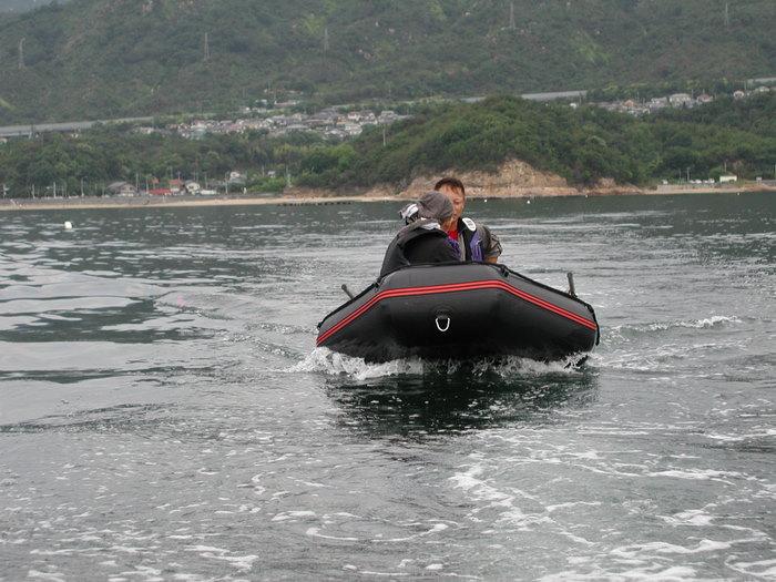 宮島の西側の海で釣り_c0116915_18433054.jpg