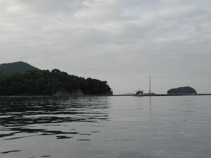 宮島の西側の海で釣り_c0116915_18441945.jpg