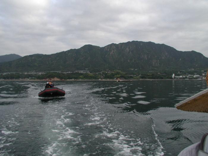 宮島の西側の海で釣り_c0116915_1844281.jpg