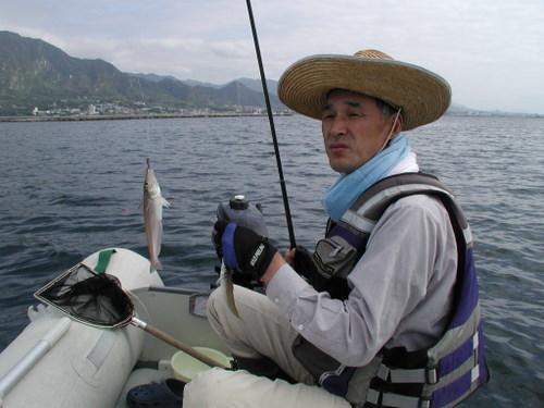 宮島の西側の海で釣り_c0116915_18485791.jpg