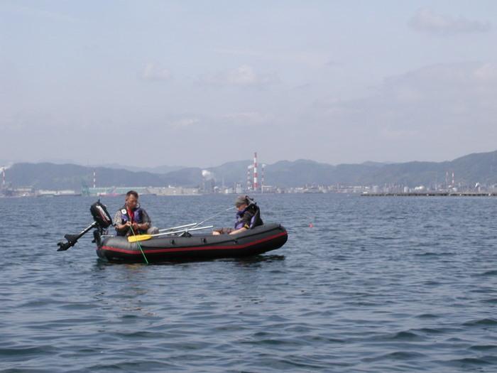 宮島の西側の海で釣り_c0116915_18581836.jpg