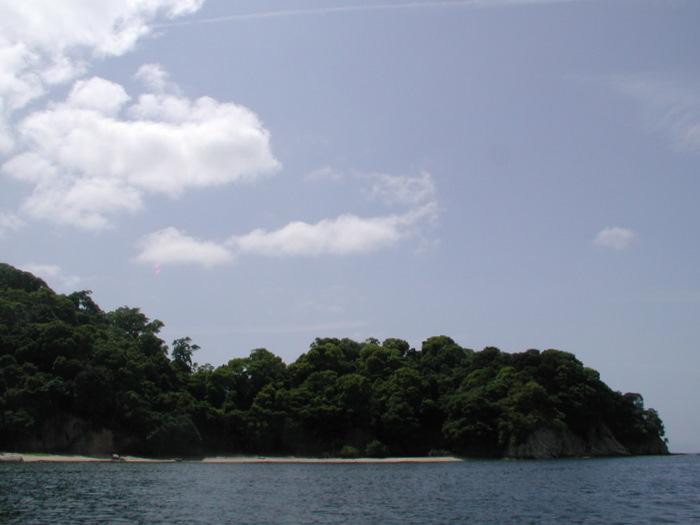 宮島の西側の海で釣り_c0116915_18592648.jpg