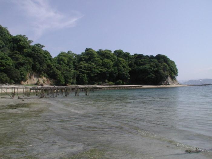宮島の西側の海で釣り_c0116915_1902193.jpg