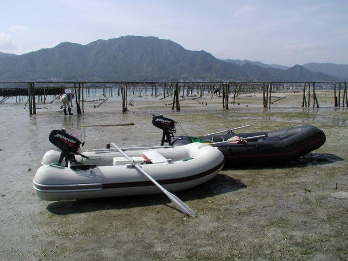 宮島の西側の海で釣り_c0116915_22383769.jpg