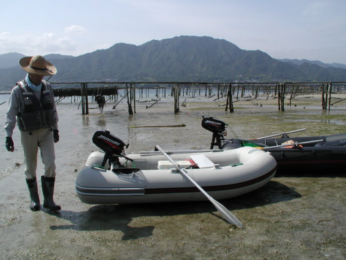 宮島の西側の海で釣り_c0116915_22473530.jpg